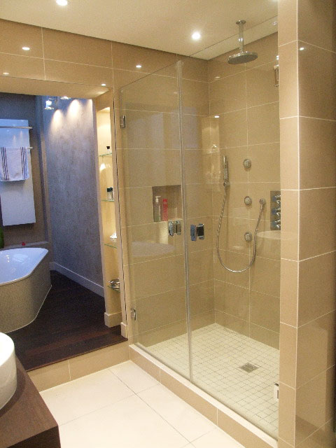 D co salle de bain point p for Carrelage cuisine point p