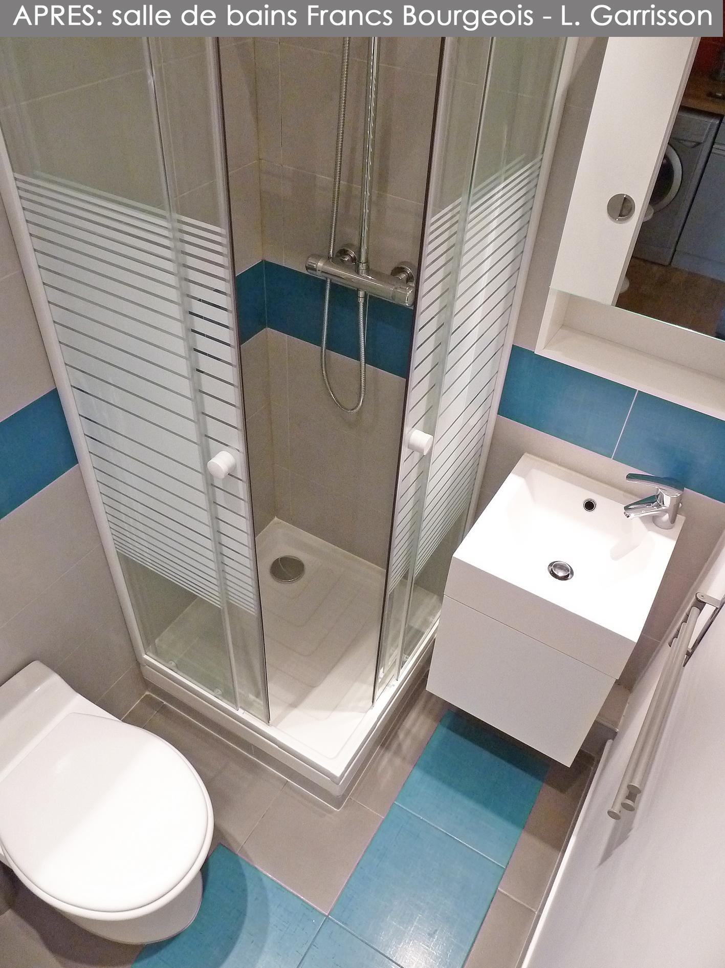 Decoration simple pour salle de bain for Salle de bain simple