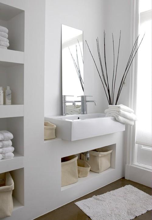 organisation dco wc dans salle de bain - Toilettes Dans Salle De Bain