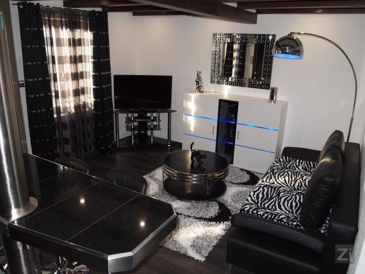 D coration appartement de 50m2 for Meubler un salon