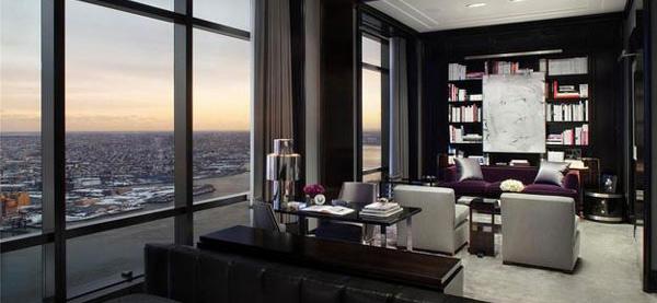d coration appartement new york. Black Bedroom Furniture Sets. Home Design Ideas