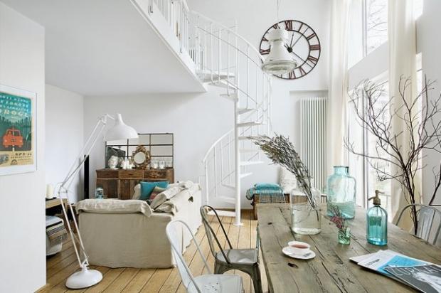exemple décoration appartement parisien petit
