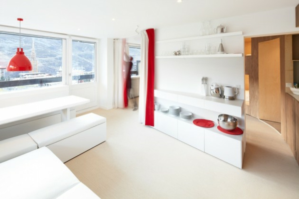 amenagement appartement ski