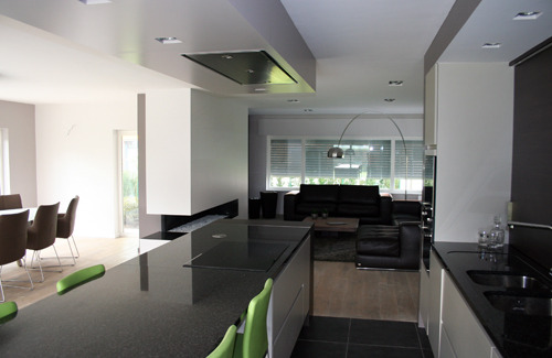 D coration de maison moderne for Idee deco interieur maison neuve