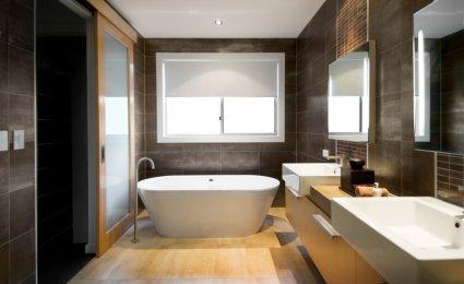 belle décoration d\'intérieur salle de bain - Photo Déco