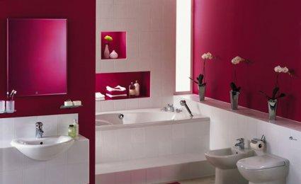 Photo décoration d\'intérieur salle de bain