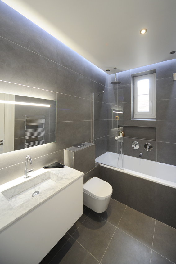 D coration d 39 int rieur salle de bain for Photo d interieur