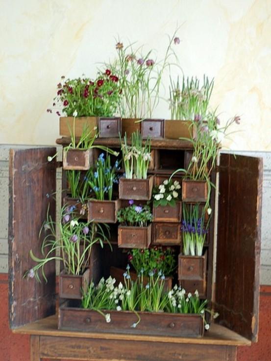 D coration jardin appartement - Deco jardin recup gratuit ...