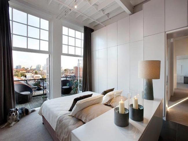 Beautiful Chambre Loft Troll Contemporary - House Design ...