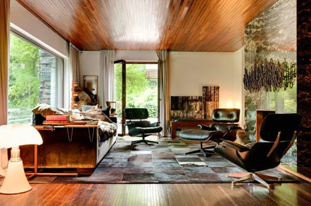 d coration maison bois. Black Bedroom Furniture Sets. Home Design Ideas
