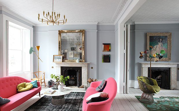 d coration maison chic. Black Bedroom Furniture Sets. Home Design Ideas