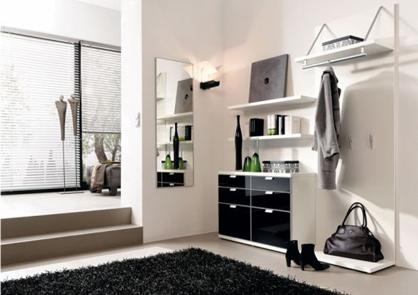 comment decorer une petite entree de maison. Black Bedroom Furniture Sets. Home Design Ideas
