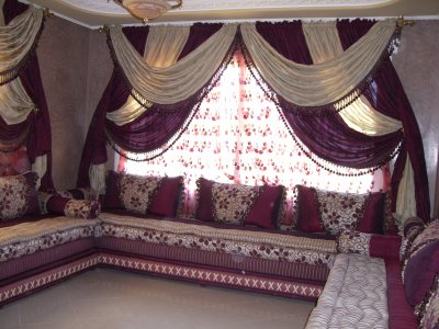 d coration maison rideaux. Black Bedroom Furniture Sets. Home Design Ideas