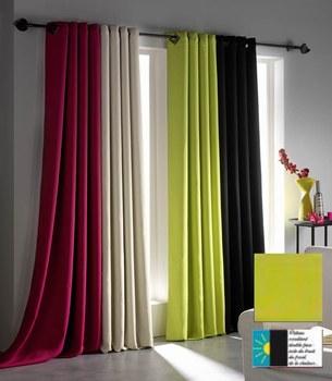Impressionnant Image De Rideaux De Salon #3: Photo-decoration-décoration-maison-rideaux-7.jpg