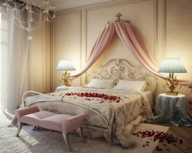 D coration maison romantique Deco romantique salon