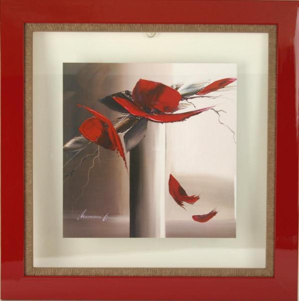 D coration maison tableau for Peinture acrylique maison