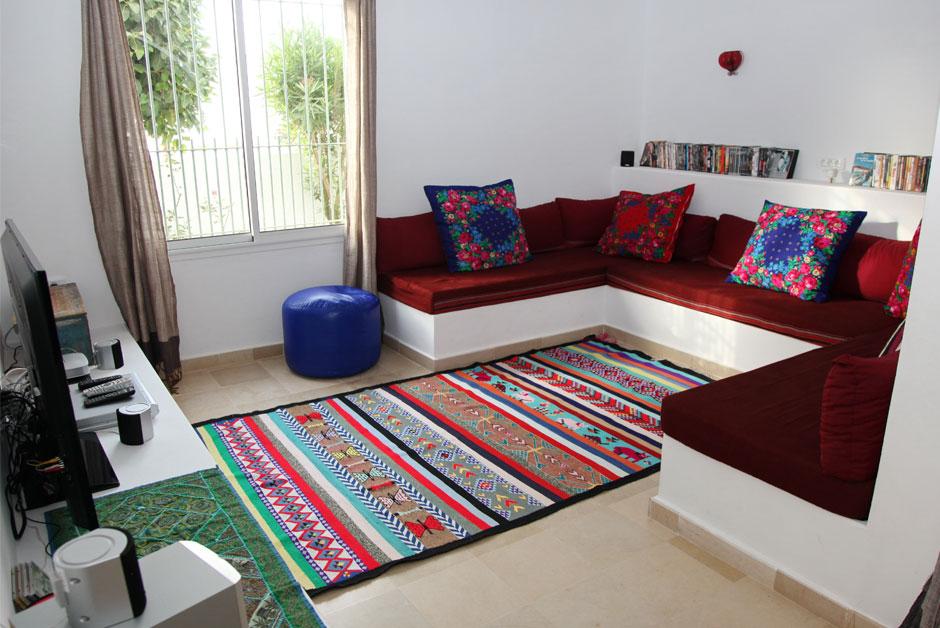 D 233 Coration Maison Tunisienne 2013
