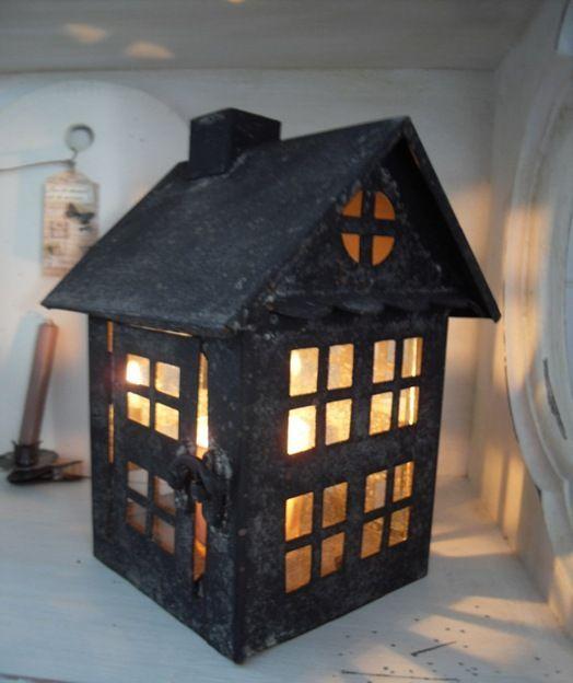decoration maison zinc