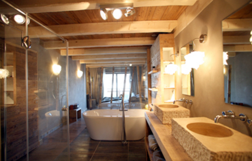 Awesome Chalet Salle De Bain Gallery - Design Trends 2017 ...