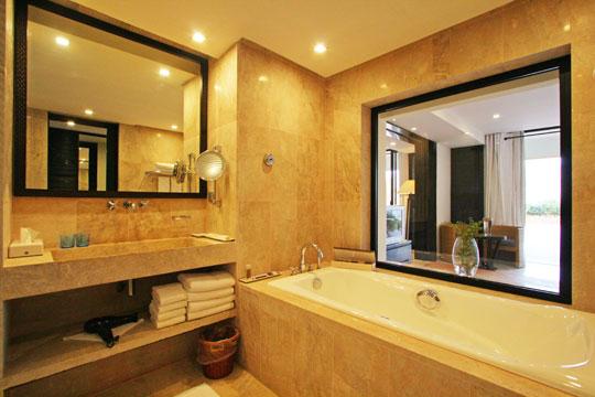 modèle décoration salle de bain en tunisie - Photo Déco