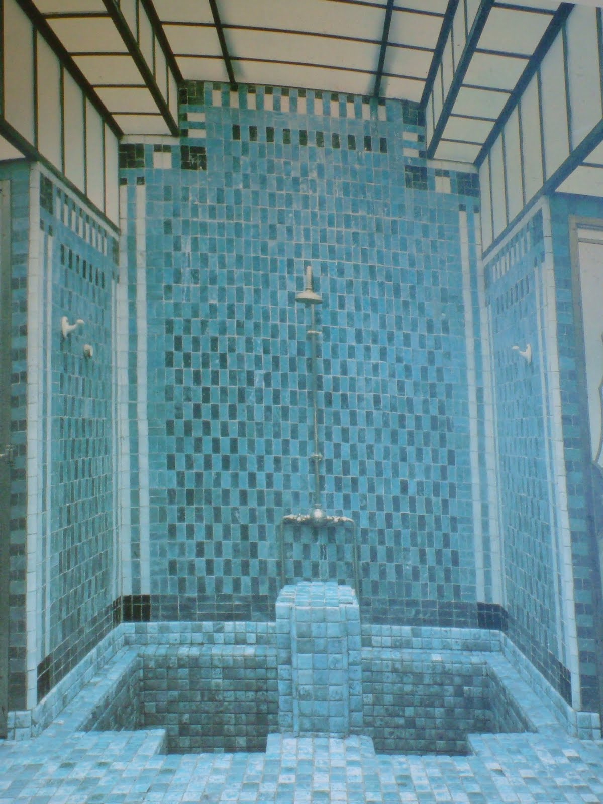 Photo décoration salle de bain marocaine