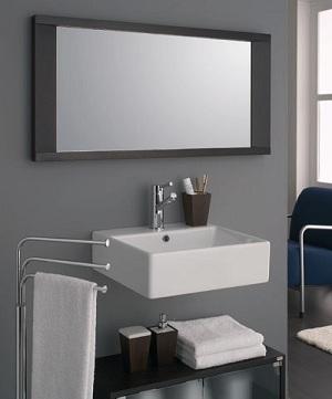 D coration salle de bain miroir for Miroir salle de bain bluetooth