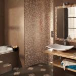 Photo décoration salle de bain orientale