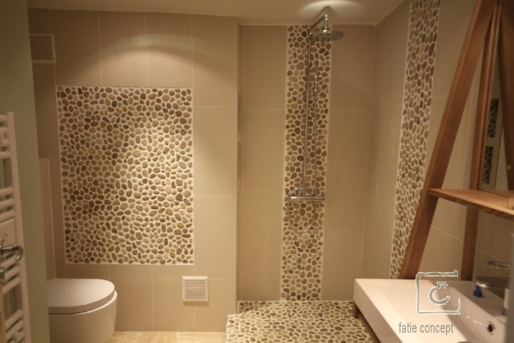 D coration salle de bain originale for Photo idee deco salle de bain