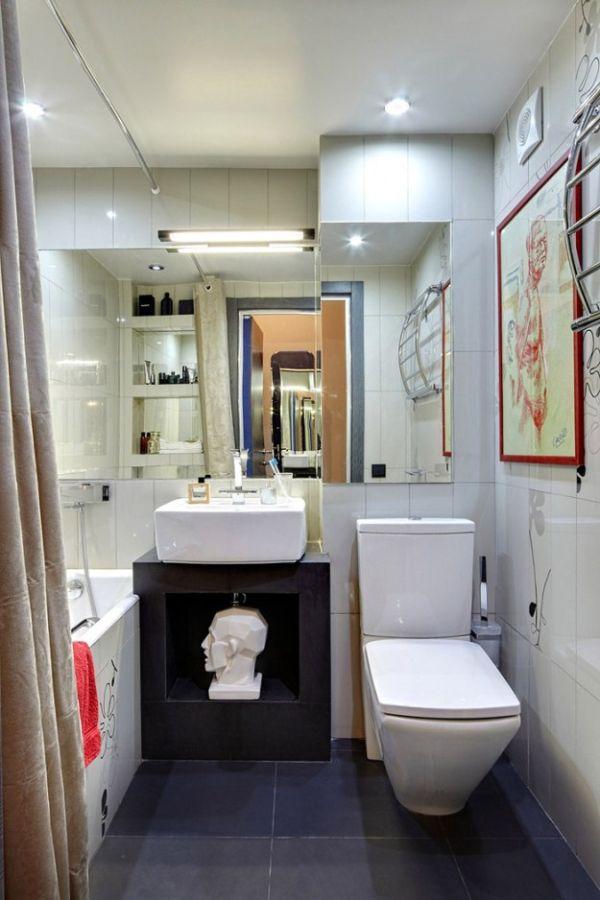 d coration salle de bain petite surface