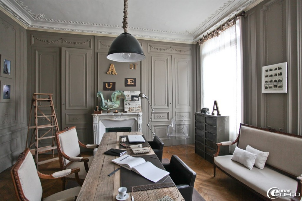 decoration interieur style ancien