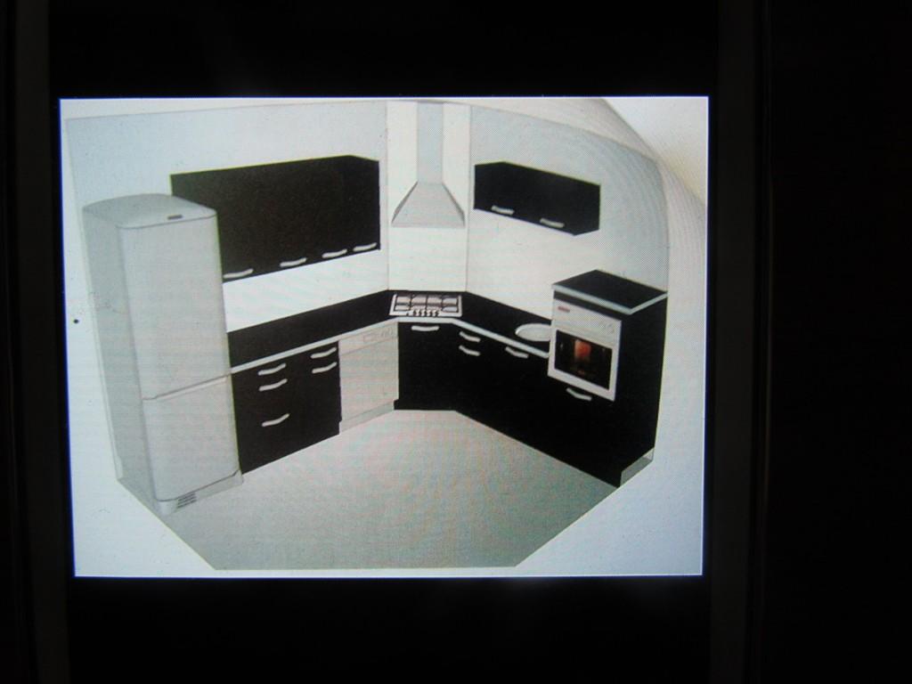 cuisine keywest noir conforama avis. Black Bedroom Furniture Sets. Home Design Ideas