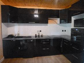 cuisine noir brico depot
