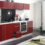 cuisine rouge bordeaux but
