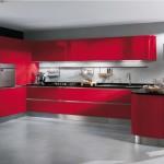 cuisine rouge ferrari
