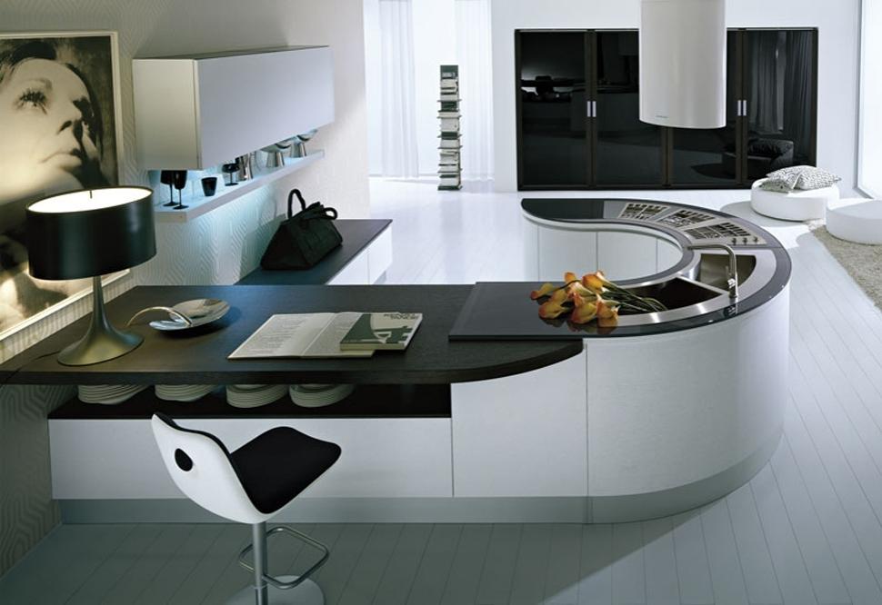 Très aménagement cuisine rouge haut de gamme CR02