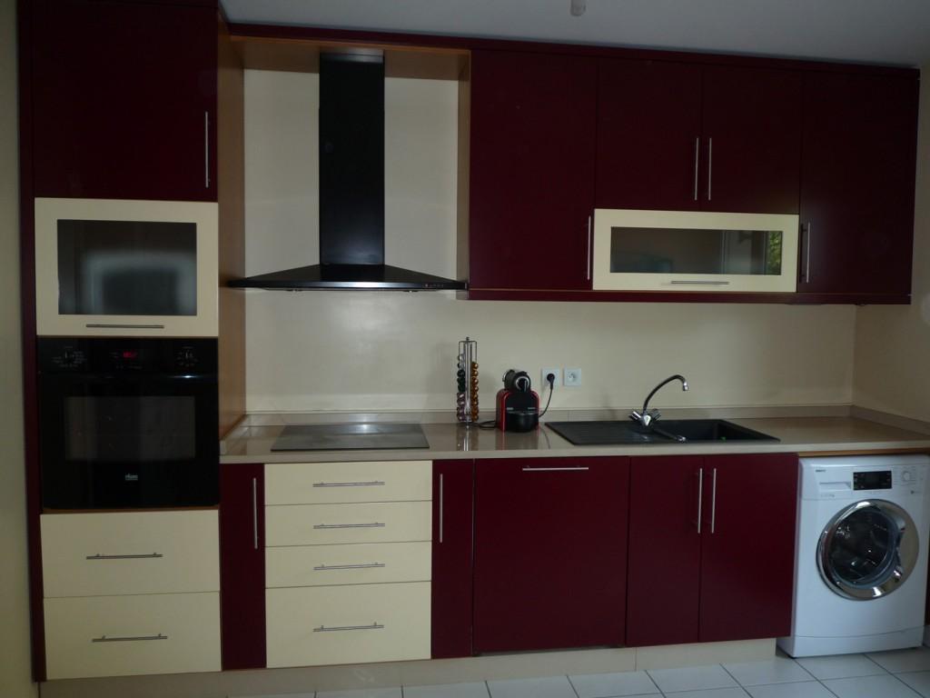 D co appartement cuisine ouverte for Deco maison cuisine ouverte