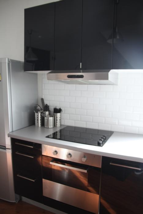 Deco petite cuisine appartement beautiful petite cuisine - Cuisine pour petit appartement ...