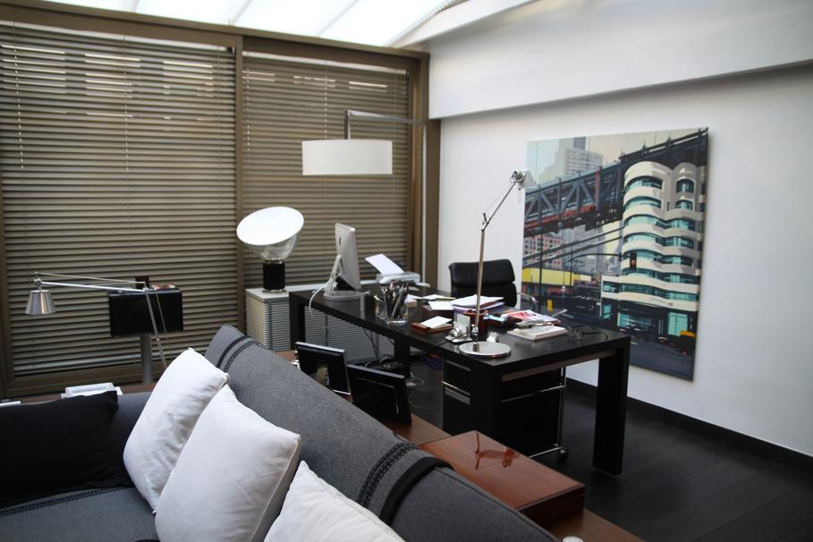 D co appartement loft for Aide decoration appartement