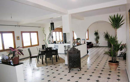 D co appartement marocain for Decoration villa marocaine