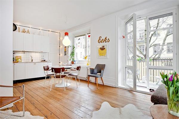 D co appartement nordique d co sphair for Deco appartement 1930