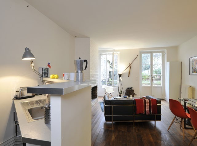 Comment decorer petite appartement - Idee amenagement appartement 30m2 ...