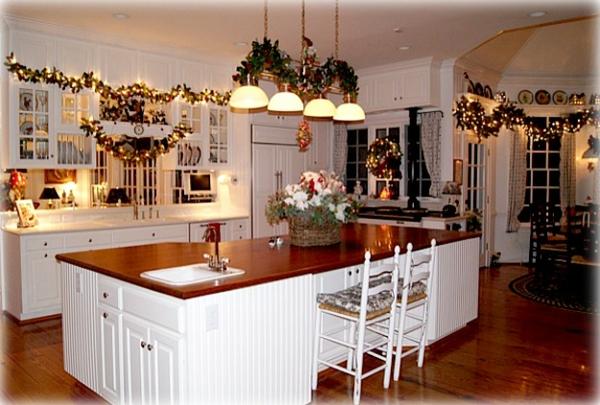 D co cuisine luminaire for Decoration cuisine photos