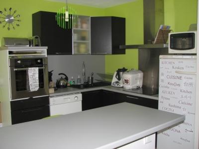 aménagement déco cuisine moderne