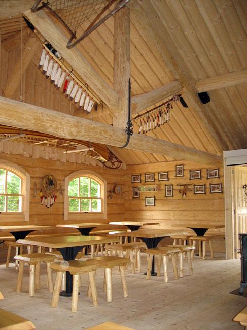 D co maison bois - Decoration bois interieur maison ...