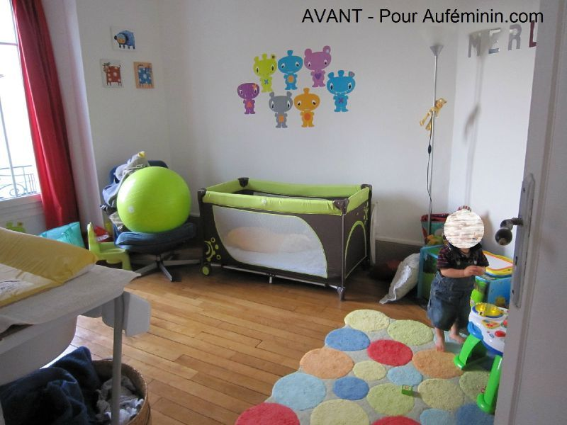 D co maison chambre b b for Exemple deco chambre bebe