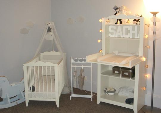d co maison chambre b b. Black Bedroom Furniture Sets. Home Design Ideas