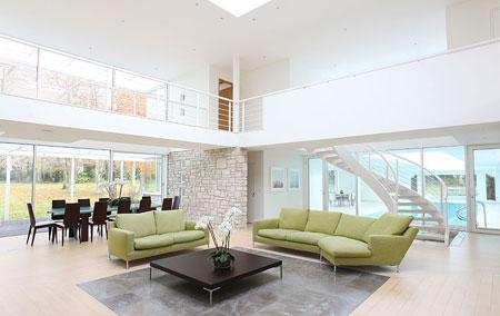 aménagement déco maison contemporaine