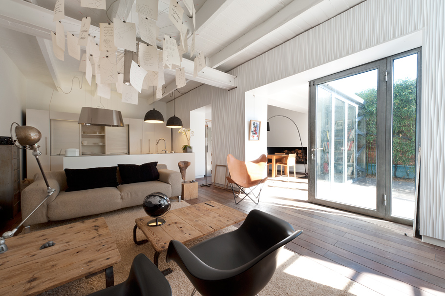 Emejing Deco Interieur Maison Contemporaine Images - Design Trends ...