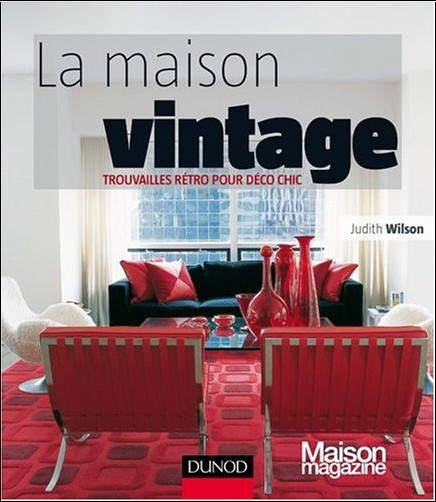 D co maison retro for Deco maison retro