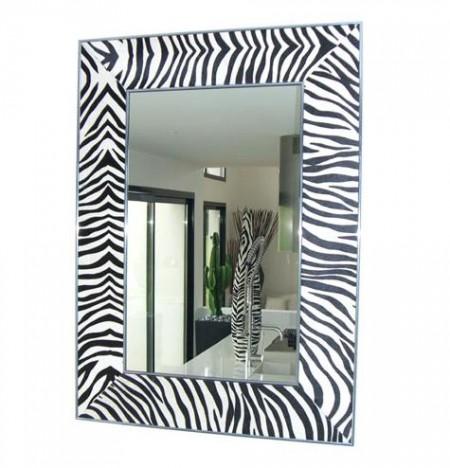 D co maison zebre for Decoration zebre